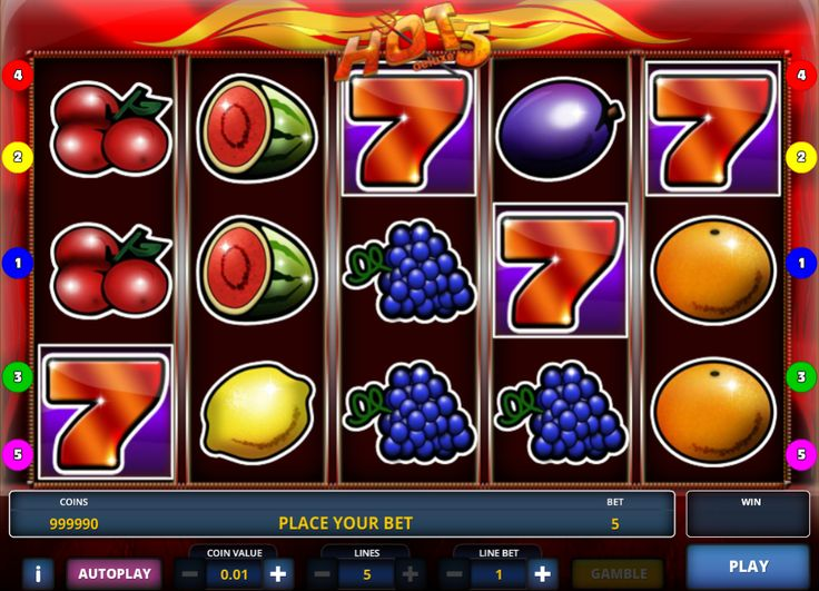Slot Machines Zdarma