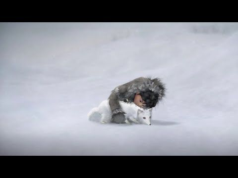 Never Alone - Xbox One. Based on a folktale of the Inupiaq tribe in Alaska.