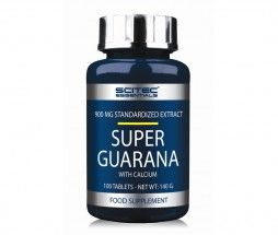 Guarana - capsule 100 buc - Scitec Essential