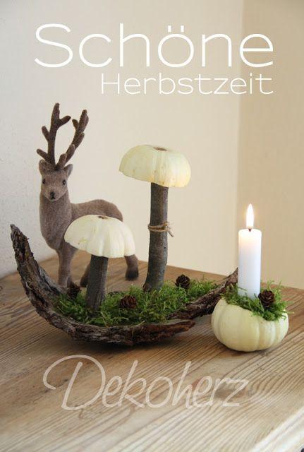 Deko wohnung herbst  Die 83 besten Bilder zu Deko auf Pinterest | Deko, Basteln und ...