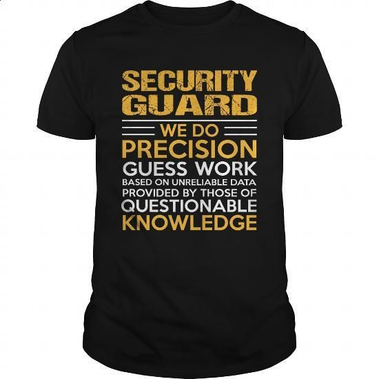 SECURITY-GUARD - #t shirt printer #men dress shirts. BUY NOW => https://www.sunfrog.com/LifeStyle/SECURITY-GUARD-137353769-Black-Guys.html?60505