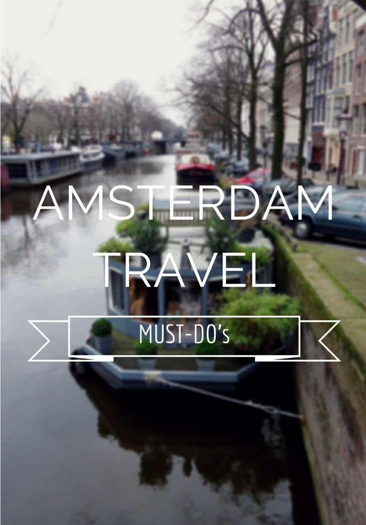 Travel inspiration for all the wanderlusters out there! Amsterdam is one of those cities that catches you off guard, leaves you breathless, and then makes you fall head over heels in love. It's truly that magical, even during the freezing months of winter.