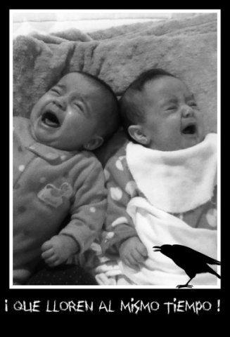 Especial de Halloween: Momentos ¡de terror! con gemelas | Blog de BabyCenter