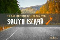 New Zealand South Island Itinerary 14 Days