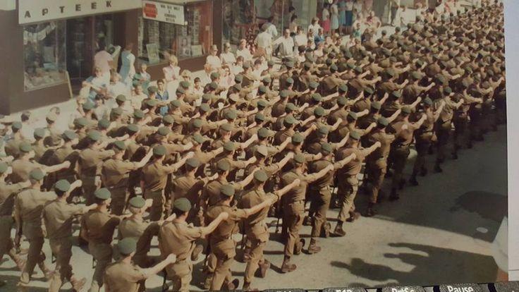 Infantry school 1982