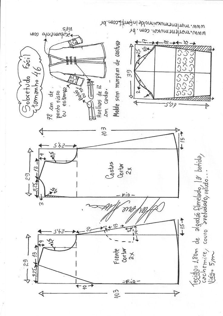 1321 best Amina Bonnet cape images on Pinterest | Sewing patterns ...