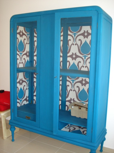 M s de 25 ideas incre bles sobre armario antiguo en - Armarios antiguos restaurados ...