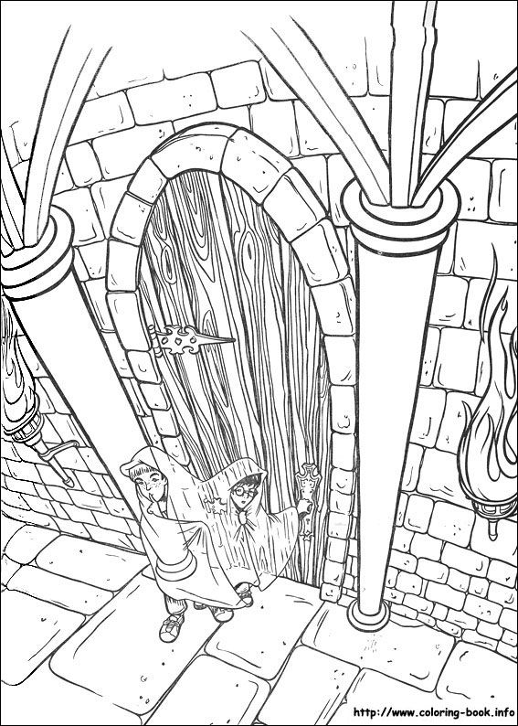 210 best Harry Potter coloring pages images on Pinterest Adult - best of coloring pages harry potter free