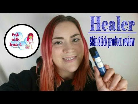 Rj and Jessie: Perfectly Posh: Product Review: The Healer