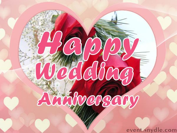 Send Wonderful Wedding Anniversary Wishes To Your Dears From This Collection You Can Find For Parents Sisters Brother