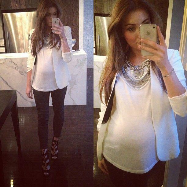 #ootd @Toi et Moi Sydney pants @Harpers Dresses basic tee #zara shoes and jacket #lovisa bling