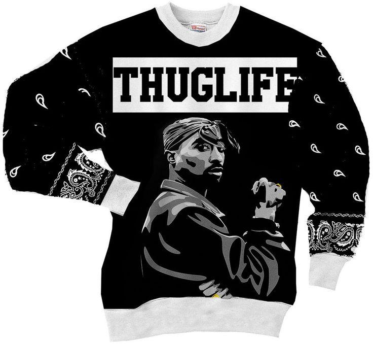 Men THUGLIFE 2Pac Tupac CALIFORNIA TUPAC SHAKUR CREWNECK Aaliyah nwa TLC Sweater BROOKLYN DREAMS Biggie Smalls B.I.G Sweatshirts-in Hoodies & Sweatshirts from Apparel & Accessories on Aliexpress.com   Alibaba Group