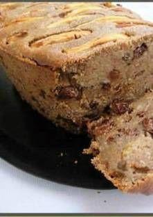 Pudding sucré sans oeufs