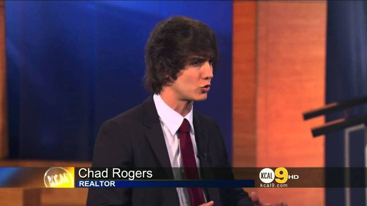 Chad answers real estate questions from fans on KCAL 9 News