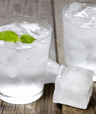 Hipster Ice: Dressing Up Craft Cocktails and Speeding Up Global Warming