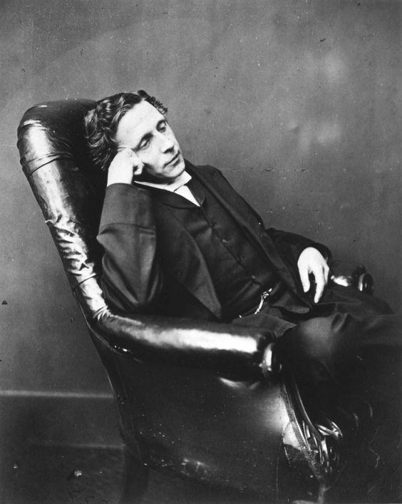 Charles Dodgson aka Lewis Carroll