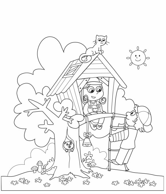 swimmy coloring pages - photo#31