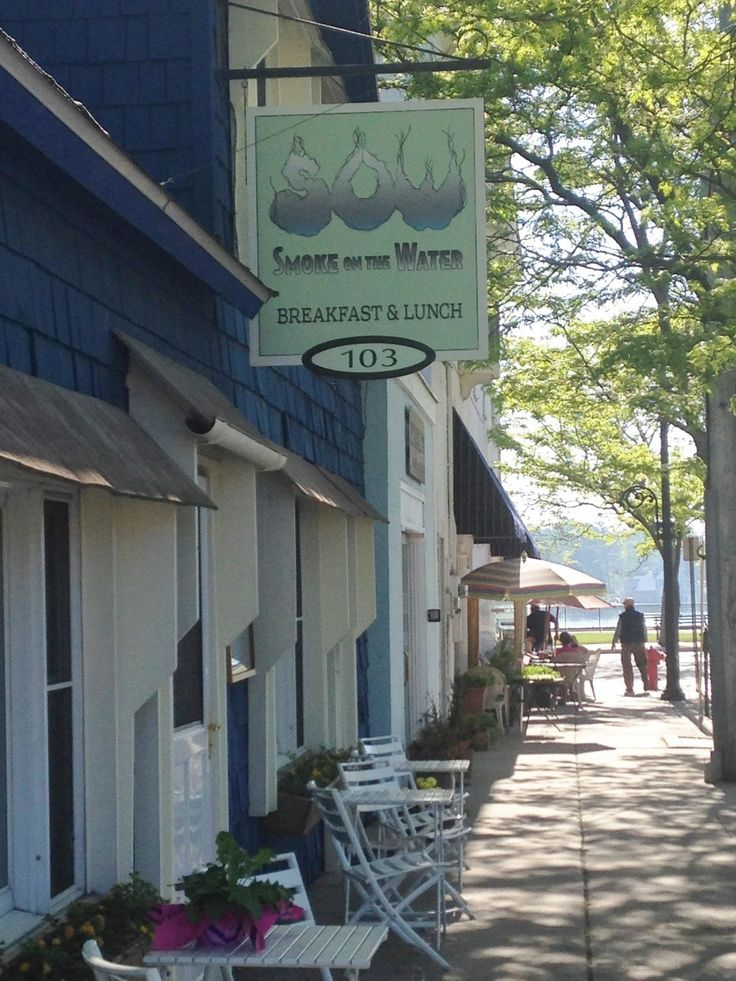 Smoke On The Water, Charlevoix - Restaurant Reviews, Phone Number & Photos - TripAdvisor