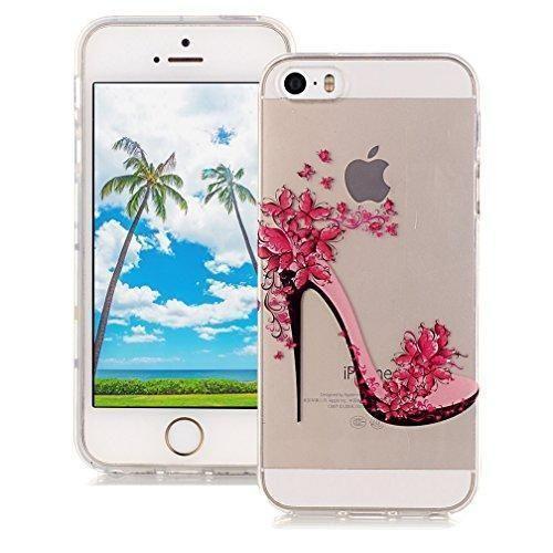 Oferta: 0.1€. Comprar Ofertas de XiaoXiMi Funda de Silicona para iPhone 5/5S Carcasa Transparente Soft Silicone Cover Clear Case Funda Protectora Carcasa Blan barato. ¡Mira las ofertas!