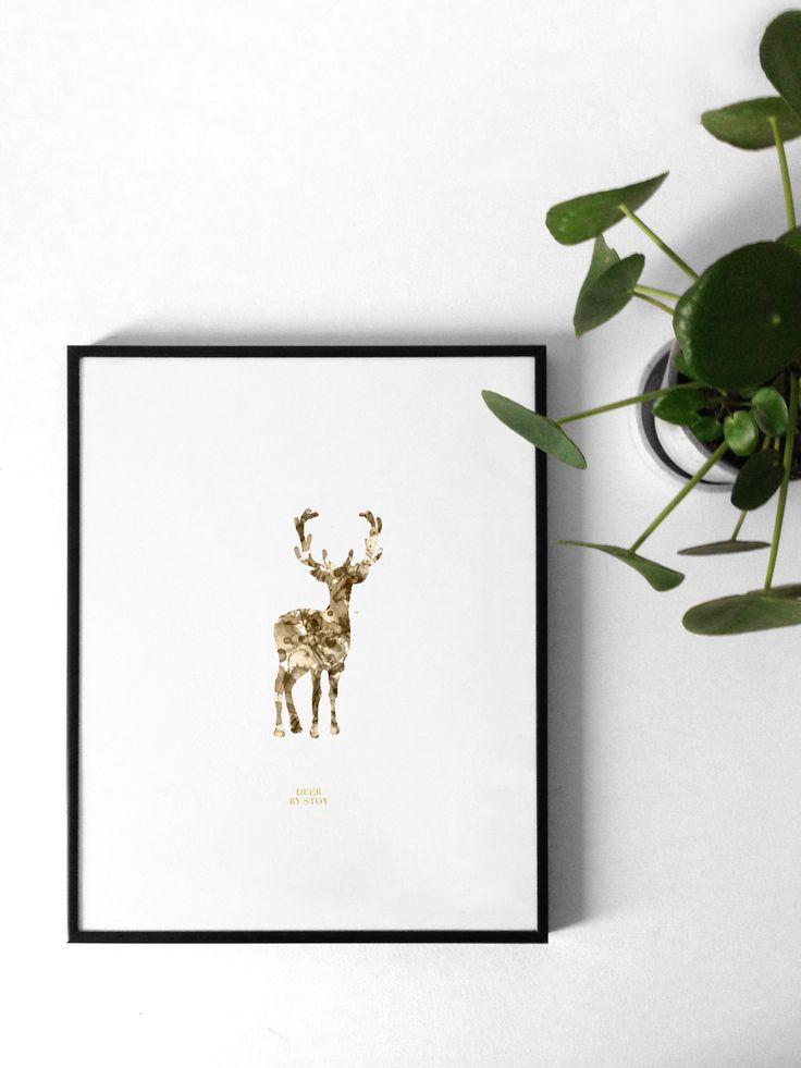 Deer by Støy