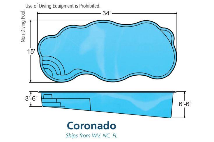 Viking Pools Coronado Come See Us At 2640 Quality Court