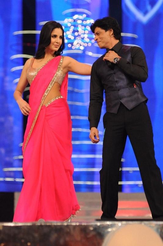 Are Shahrukh and Katrina becoming close ?