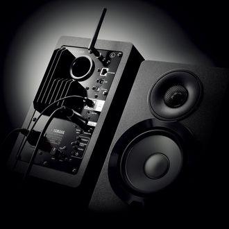YAMAHA NX-N500 Network Powered Speakers - 2015