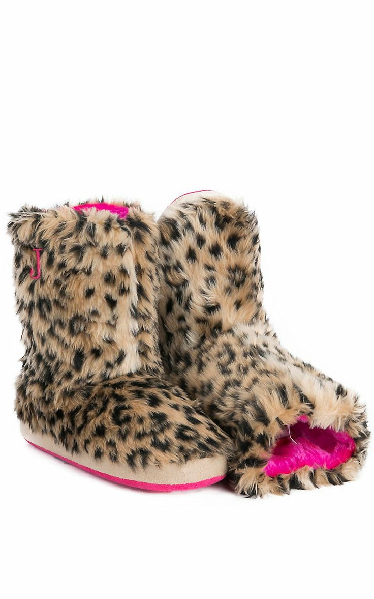 1000  images about CUTE SLIPPERS on Pinterest | Leopard print