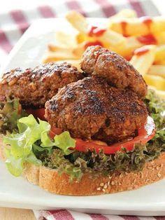 Sucuk köftesi Tarifi - Türk Mutfağı Yemekleri - Yemek Tarifleri