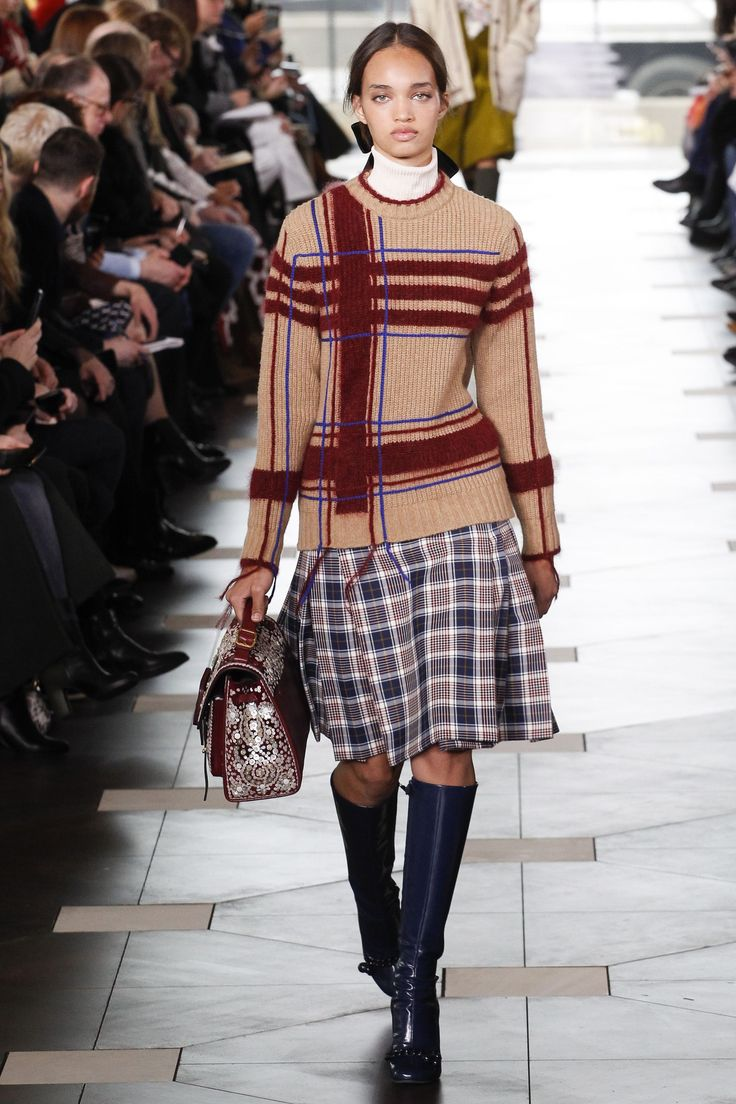 Tory Burch Autumn/Winter 2017 Ready to Wear