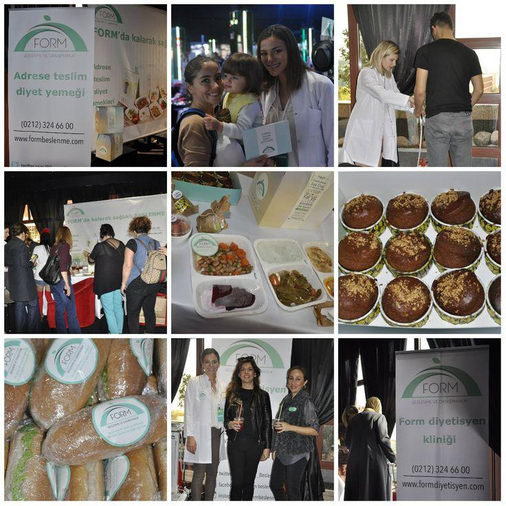#bloggerbazaar7 etkinliğinden kareler! Dün standımıza gelip bilgi alan, sağlıklı atıştırmaklarımızı tadan, pozitif enerjileri ile günümüze güç katan ziyaretçilerimize çok teşekkür ederiz! Diğer etkinliklerimizden haberdar olmak için bizi takip etmeye devam edin! #FormBeslenme #Event