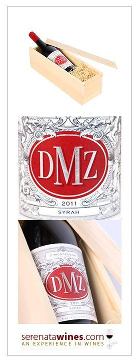 2011 DMZ Syrah, 1 bottle, standard price: £22.99 #southafrica #wine #gift