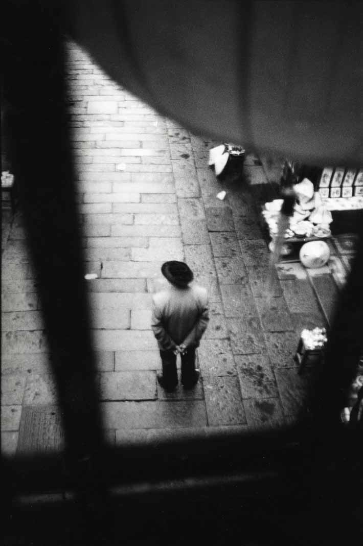 François Dupuy, The man with the hat , Tongli, China , c. 2004