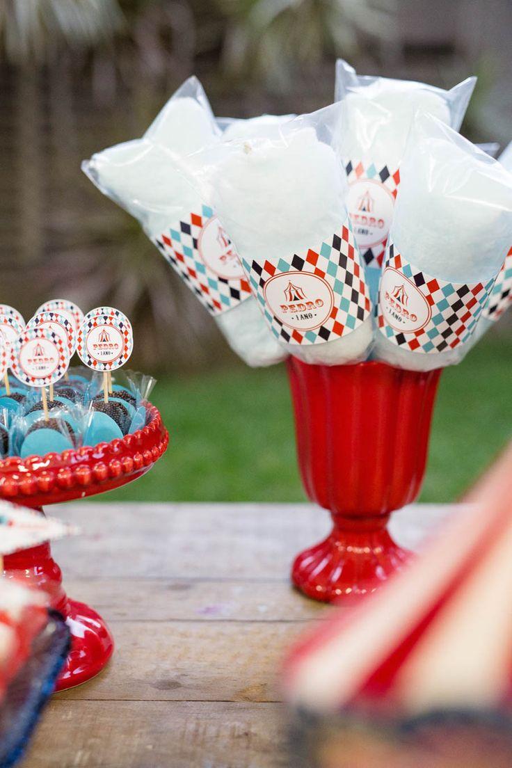 Festa Infantil Circo Vintage   1 anos do Pedro {Fotografia: Carla D'aqui}