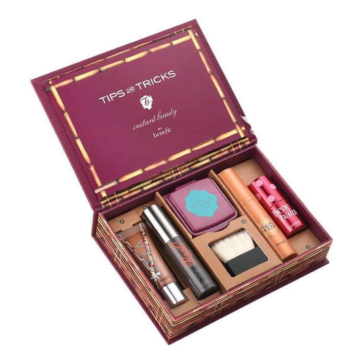 Makeup gift sets for Christmas – MAC, Real Techniques, & Benefit