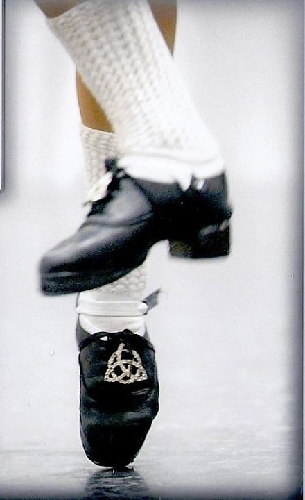 Traditional Irish Dancing - Watching my neice step dancing for years has been a true joy!  I love my heritage!
