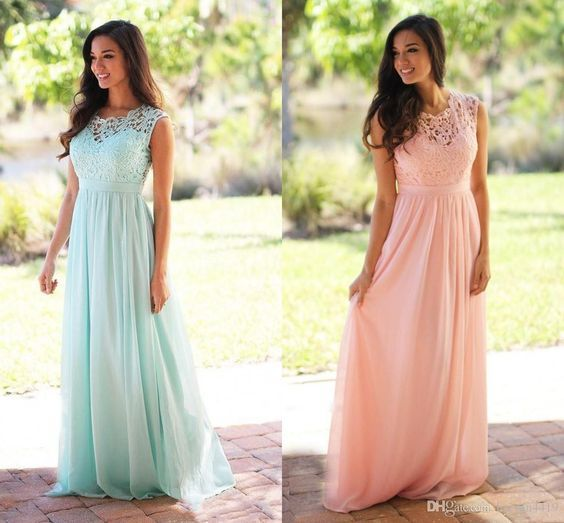 17 Best Ideas About Country Bridesmaid Dresses On