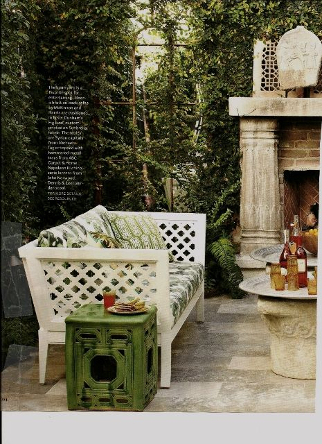 House Beautiful   DEC/JAN 2012    Designer:  JC Studio