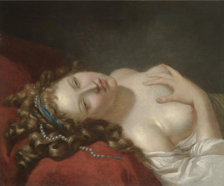"""fuckyeahsexanddrugs: """" colourthysoul: """" French School - La petite mort (18th century) """" """""""