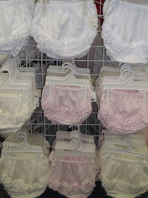 I love panties