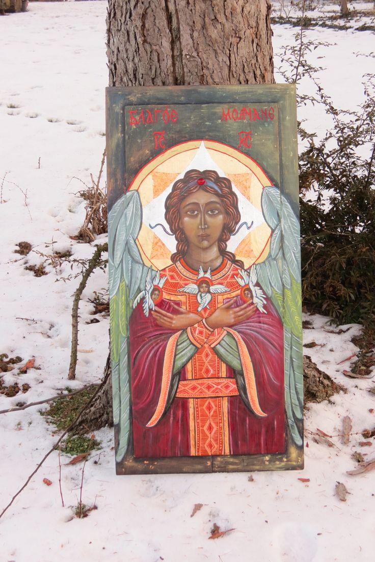 Anioł Wielkiej Rady, Spas Błagoje Mołczanije