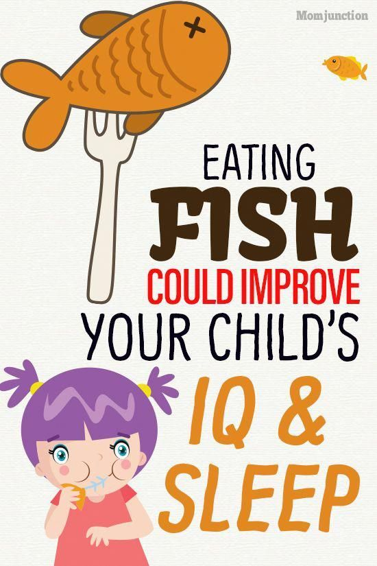 Eating Fish Improves Kids Iq Scores And >> Eating Fish Could Improve Your Child S Iq And Sleep Kids And