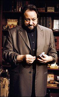 Ricky Jay - Magician, actor, writer