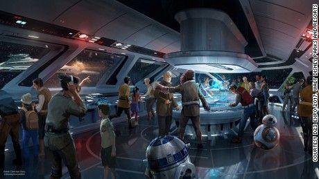 'Star Wars' hotel: Disney reveals plans for Orlando park - CNN.com | CNN Travel