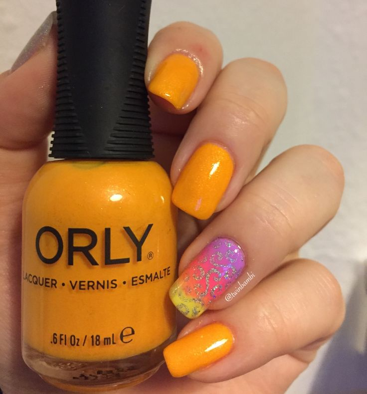 @orlybeautybuzz Summer Sunset... Collection Pacific Coast Highway 2016 Bought at @LuxBeautydk