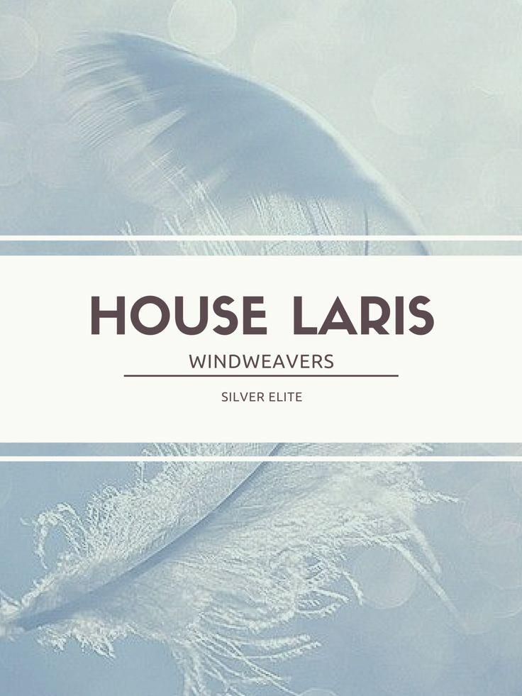 House Laris ✤ Red Queen (Victoria Aveyard)