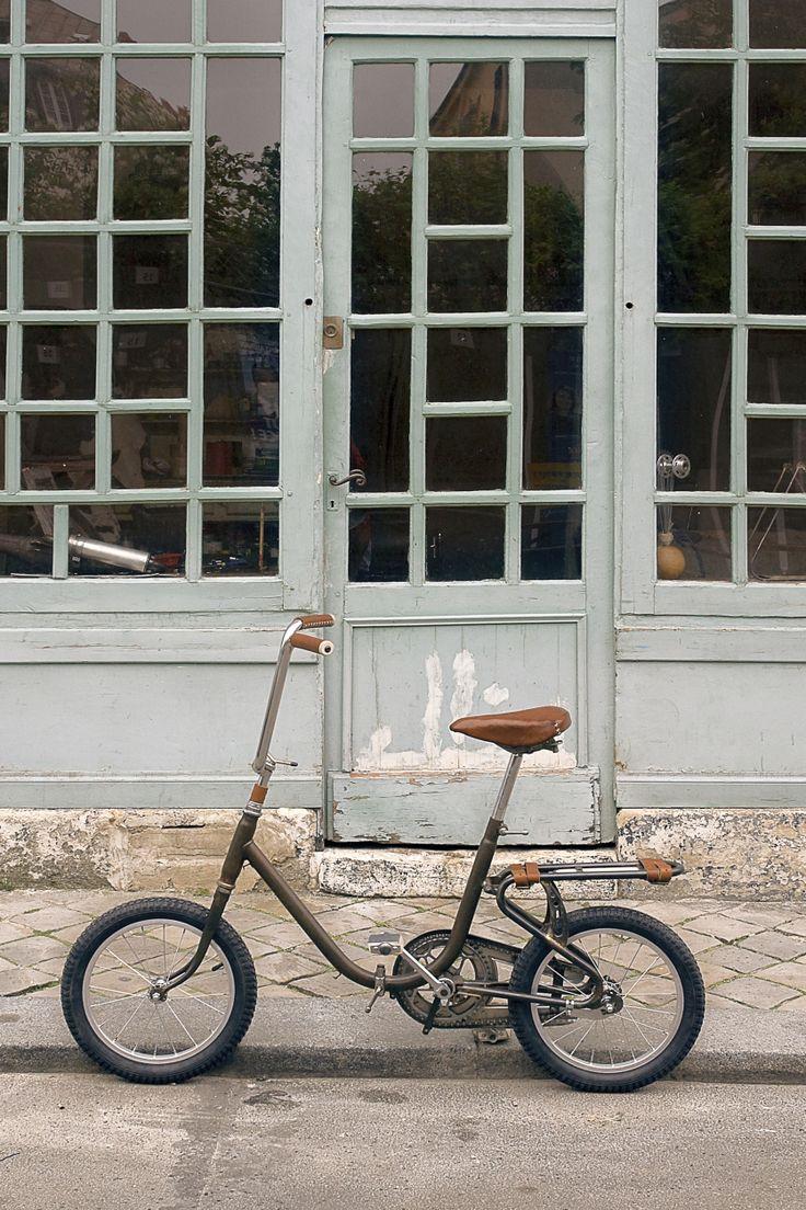 Le Vélo Pliant Damien Beal