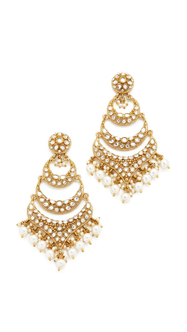 773 best earrings images on pinterest chandelier earrings imitation pearl dangle chandelier earrings arubaitofo Image collections