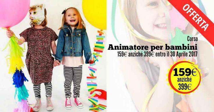 Corso di Animatore per bambini a 159€ a Cagliari Diventa Animatore per bambini! IL CFS SARDEGNA APRE LE ISCRIZIONI AL CORSO DI ANIMATORE PER BAMBINI, CHE SI TERRÀ A CAGLIARI A PARTIRE DAL 23 SETTEMBRE! Un corso pratico e divertente che ti insegna #animazione #corsianimatori