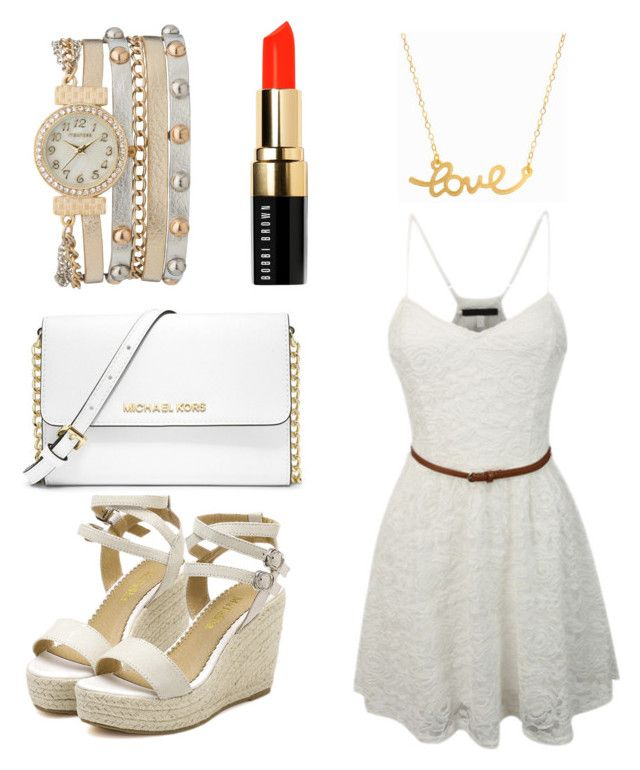 """All white"" by loredana-lorysblog on Polyvore"
